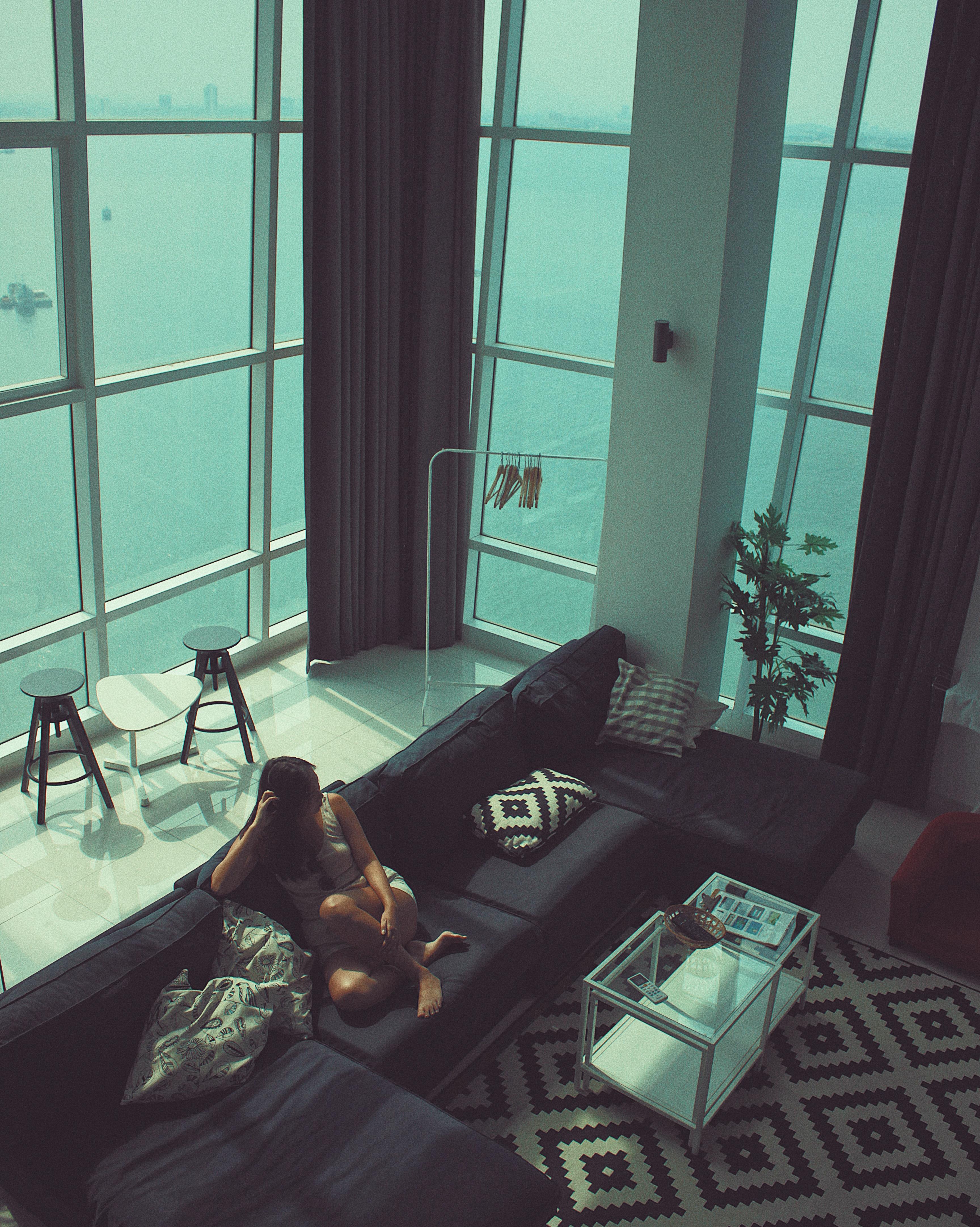 ペナン 安い宿 airbnb ジョージタウン コンド 綺麗