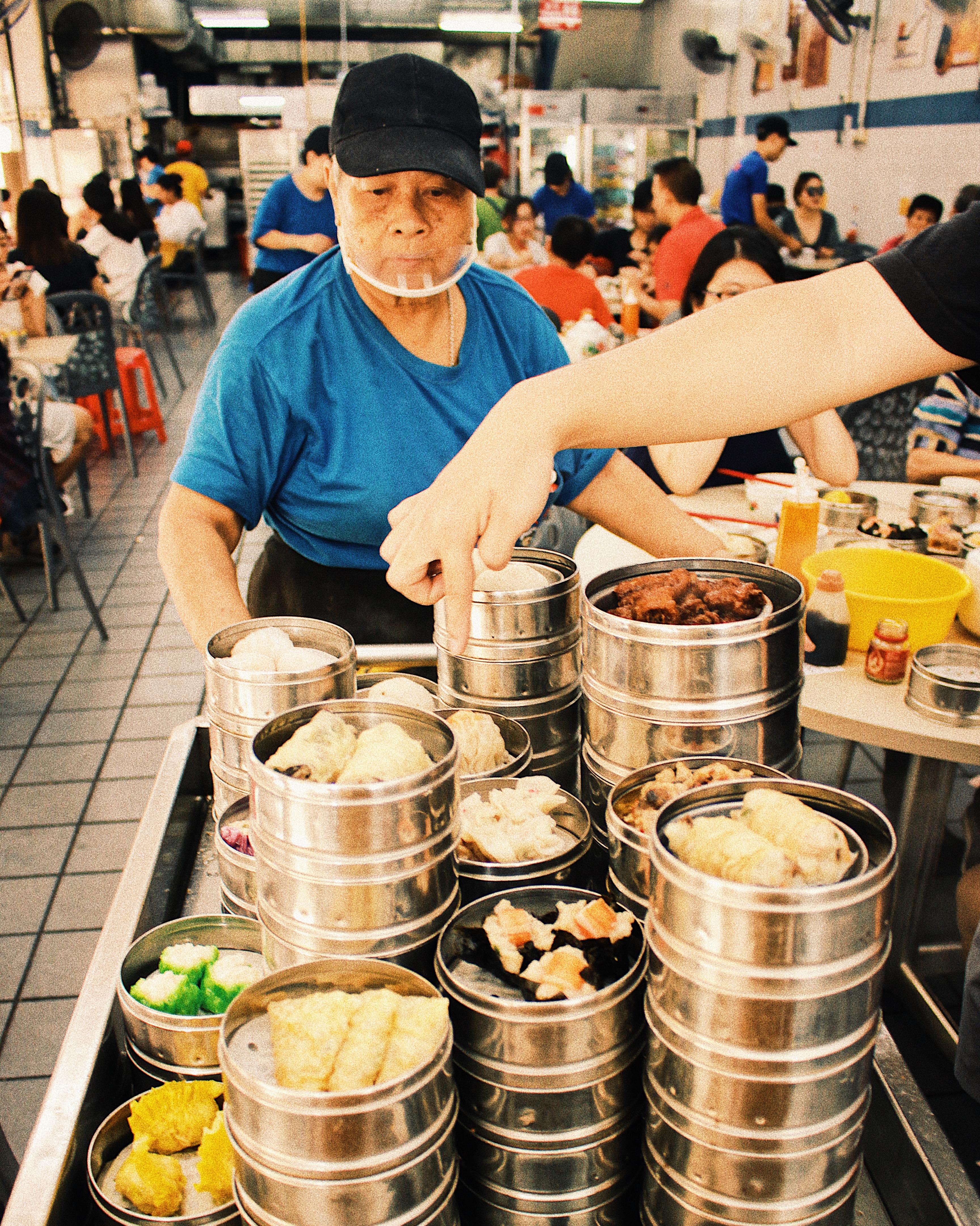 ペナン 飲茶 おいしい Tai Tong Restaurant